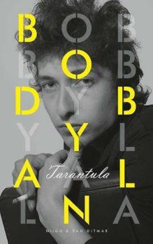 Omslag Tarantula - Bob  Dylan