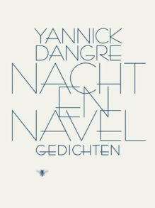 Omslag Nacht & navel - Yannick Dangre