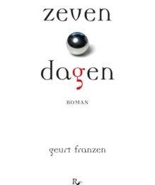 Omslag Zeven dagen - Geurt Franzen