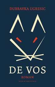 Omslag De vos - Dubravka Ugrešić