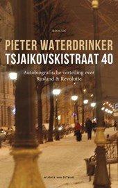 Omslag Tsjaikovskistraat - Pieter Waterdrinker
