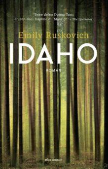 Omslag Idaho - Emily Ruskovich