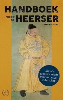 Omslag Handboek voor de heerser - Chinghua Tang