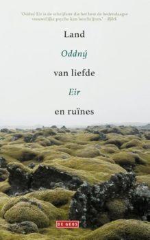 Omslag Land van liefde en ruïnes - Oddny  Eir