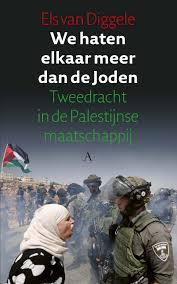 Omslag We haten elkaar meer dan de Joden - Els van Diggele