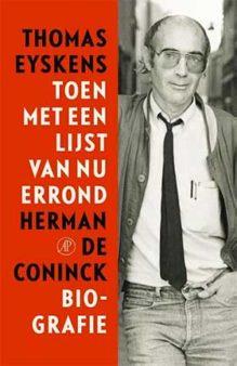 Omslag Toen met een lijst van nu errond - Thomas  Eyskens