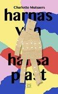 Omslag Harnas van Hansaplast - Charlotte Mutsaers