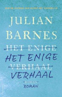 Omslag Het enige verhaal - Julian Barnes