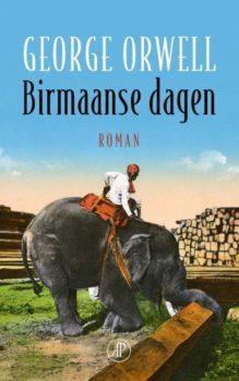Omslag Birmaanse dagen - George Orwell
