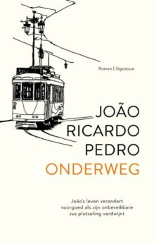 Omslag Onderweg - João Ricardo Pedro
