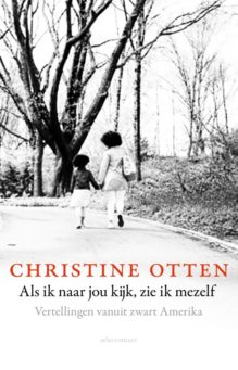 Omslag Als ik naar jou kijk, zie ik mezelf - Christine Otten
