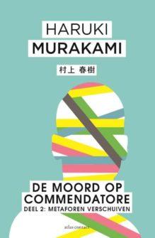 Omslag Moord op Commendatore- Deel twee - Haruki Murakami
