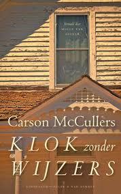 Omslag Klok zonder wijzers - Carson McCullers