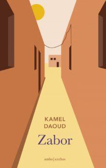 Omslag Zabor - Kamel Daoud