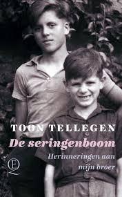 Omslag De seringenboom: herinneringen aan mijn broer - Toon Tellegen