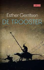 Omslag De trooster - Esther Gerritsen