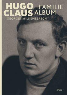 Omslag Hugo Claus. Familiealbum - Georges Wildemeersch