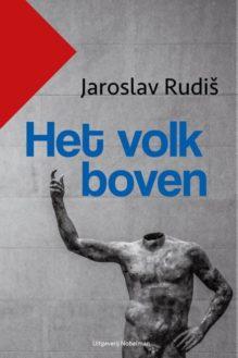 Omslag Het volk boven - Jaroslav Rudiš