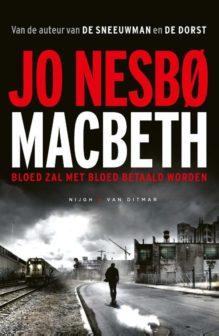 Omslag Macbeth - Jo Nesbo