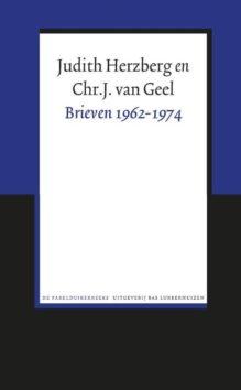 Omslag Brieven 1962-1974 - Judith Herzberg; Chris van Geel