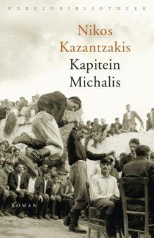Omslag Kapitein Michalis - Nikos Kazantzakis