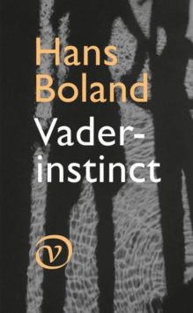 Omslag Vaderinstinct - Hans Boland