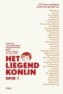 Omslag Het Liegend Konijn (jg. 16 nr. 1) 2018 - onder redactie van Jozef Deleu