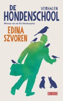 Omslag De hondenschool - Edina Szvoren