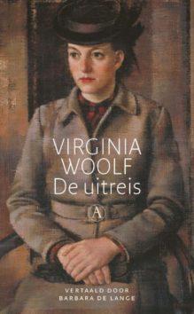 Omslag De uitreis - Virginia Woolf