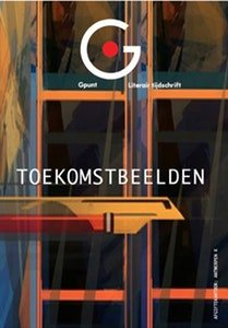 Omslag Literair tijdschrift Gpunt -