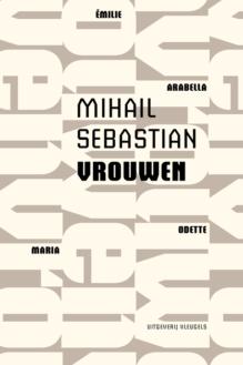 Omslag Vrouwen - Mihail Sebastian