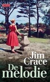Omslag De melodie - Jim Crace