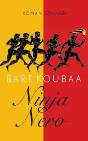 Omslag Ninja Nero - Bart Koubaa