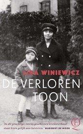 Omslag De verloren toon - Lida Winiewicz