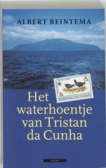 Omslag Het waterhoentje van Tristan da Cunha - A. Beintema