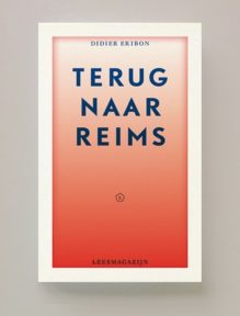 Omslag Terug naar Reims - Didier Eribon