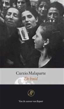 Omslag De huid - Curzio Malaparte