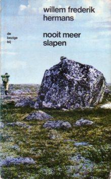 Omslag Nooit meer slapen - Willem Frederik Hermans