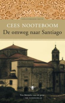Omslag De omweg naar Santiago - Cees Nooteboom
