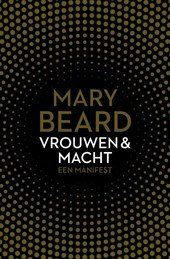 Omslag Vrouwen en macht - Mary Beard