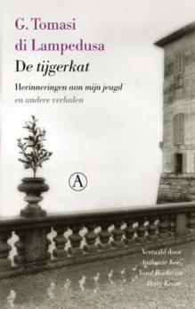 Omslag De tijgerkat - G. Tomasi di Lampedusa