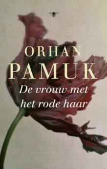 Omslag De vrouw met het rode haar - Orhan Pamuk
