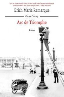 Omslag Arc de Triomphe - Erich Maria Remarque