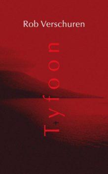 Omslag Tyfoon - Rob Verschuren