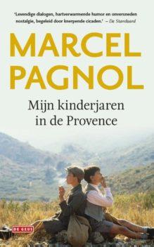 Omslag Mijn kinderjaren in de Provence - Marcel Pagnol