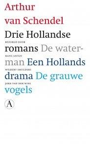 Omslag De waterman - Arthur van Schendel