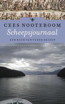 Omslag Scheepsjournaal (2010) - Cees Nooteboom