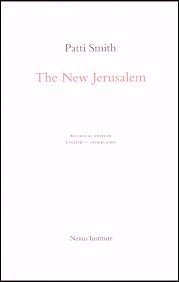 Omslag The New Jerusalem - Patti Smith