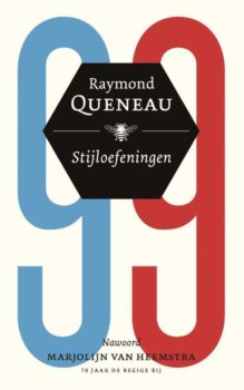 Omslag Stijloefeningen - Raymond Queneau