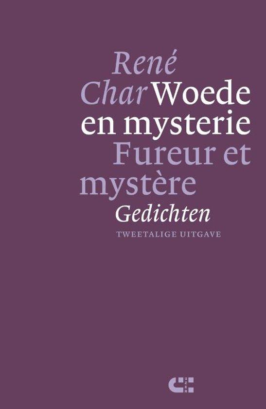 Vaak Woede en mysterie; Fureur et mystère - René Char | Compromisloze #CK67